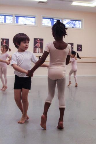 Creatrive Movement Ballet Young Children