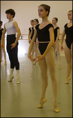 Professional Division The Raleigh School Of Ballet